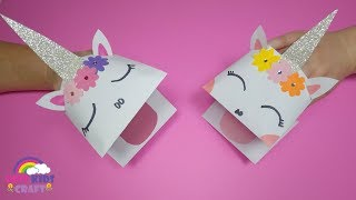 How to Make a Paper Unicorn Ha…