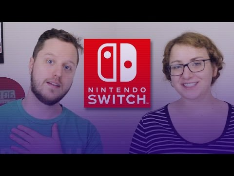 [SSFF LIVE] Derek & Grace's Live Nintendo Switch Reactions!