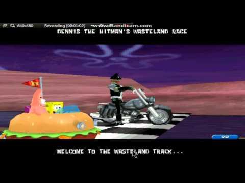 SpongeBob SquarePants 3D Gameplay