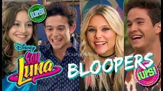 Soy Luna - Todos los Bloopers de la Serie I T1, T2 & T3 I Luz, Cámara... ¡Ups! I Soy Luna Music