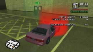 "GTA San Andreas ""Vallet Parking"""