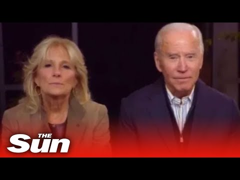 Joe Biden mixes up Donald Trump with George Bush