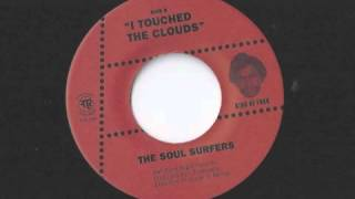 "The Soul Surfers Instrumental ""I Touched The Clouds"" Funk Night Records 45"