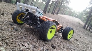 Максимальная скорость быстрой радиоуправляемой модели Mugen MBX7TE(Mugen 1/8 MBX7TE Electric Truggy rc car Р/У модели купить можно тут: http://hobbyostrov.ru/automodels/ Таблица на сайте: http://rcbuyer.ru/max-speed/ ..., 2015-06-21T07:19:32.000Z)