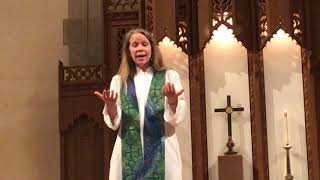 Rev. Susan Phillips, January 12, 2020