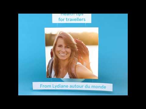 Healthy Tips for Travellers - Air Transat