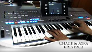 Say Yes / Chage & Aska DDT's Piano.