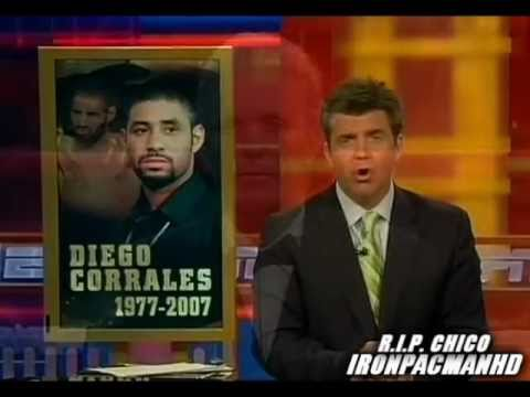 DIEGO ''CHICO'' CORRALES - RIP CHICO 1977 A 2007 - TRIBUTE BY IRONPACMANHD