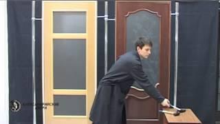 видео Стекло сатинато