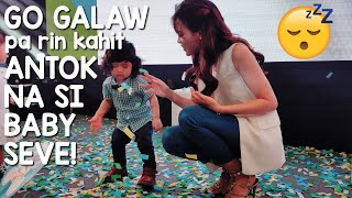 New Dance Craze ni Toni Gonzaga at Baby Seve (ft. Andi Manzano's Ba...