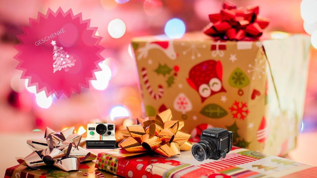 die besten weihnachtsgeschenke für analoge fotografen - geschenke