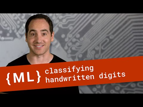 Classifying Handwritten Digits with TF.Learn - Machine Learning Recipes #7