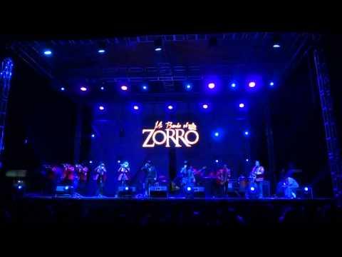 MI BANDA EL ZORRO **ESTOY ENAMORADO**