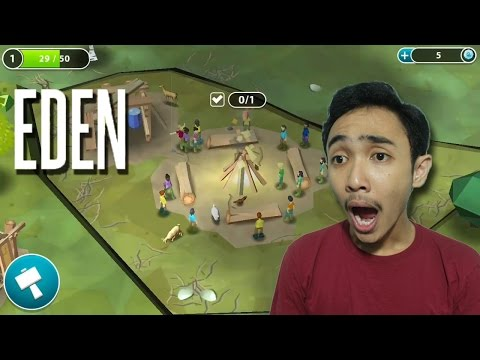 Eden The Game - Game Baru Android Bro Imut Imut | New Android Games 2016