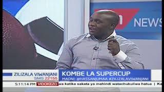 Kombe la Supercup:  Kariobangi Sharks yashinda Supercup