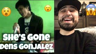 Download lagu Reacting to She's Gone SteelHeart Cover By Dens Gonjalez
