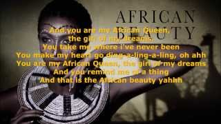 2face Idibia African Queen