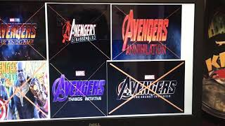 My first Theory: The real Avengers Title
