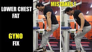 CHEST DIPS MISTAKES- you should STOP right now!