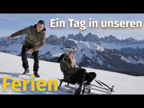 So sind Ferien im Südtirol