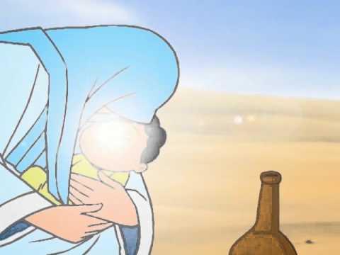 Islamic History by cartoon | Story of Zamzam