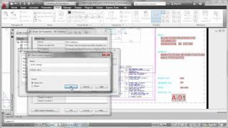 Sheet Sets - Creating Custom Properties