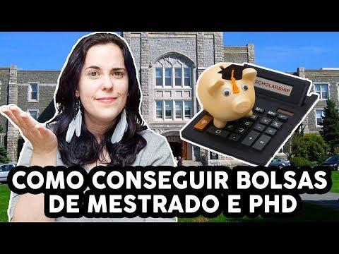 COMO CONSEGUIR BOLSA DE MESTRADO E DOUTORADO NO CANADÁ