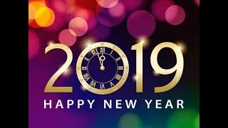 Happy New Year 2019 New Year wishes Greetings Whatsapp Message