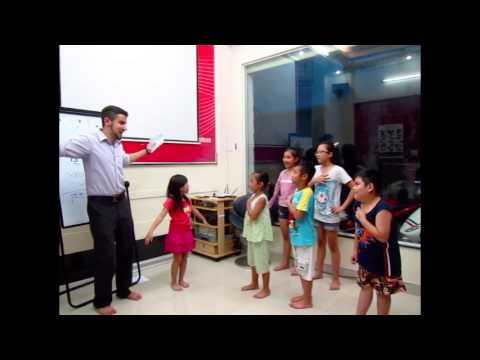 Teaching in Vietnam