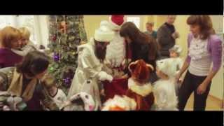 Заказ Деда Мороза и Снегурочки в Киеве(, 2012-12-05T22:24:36.000Z)