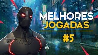 MELHORES JOGADAS SOFTE #5 (Fortnite Battle Royale Grátis) | [PT-BR] - Softe
