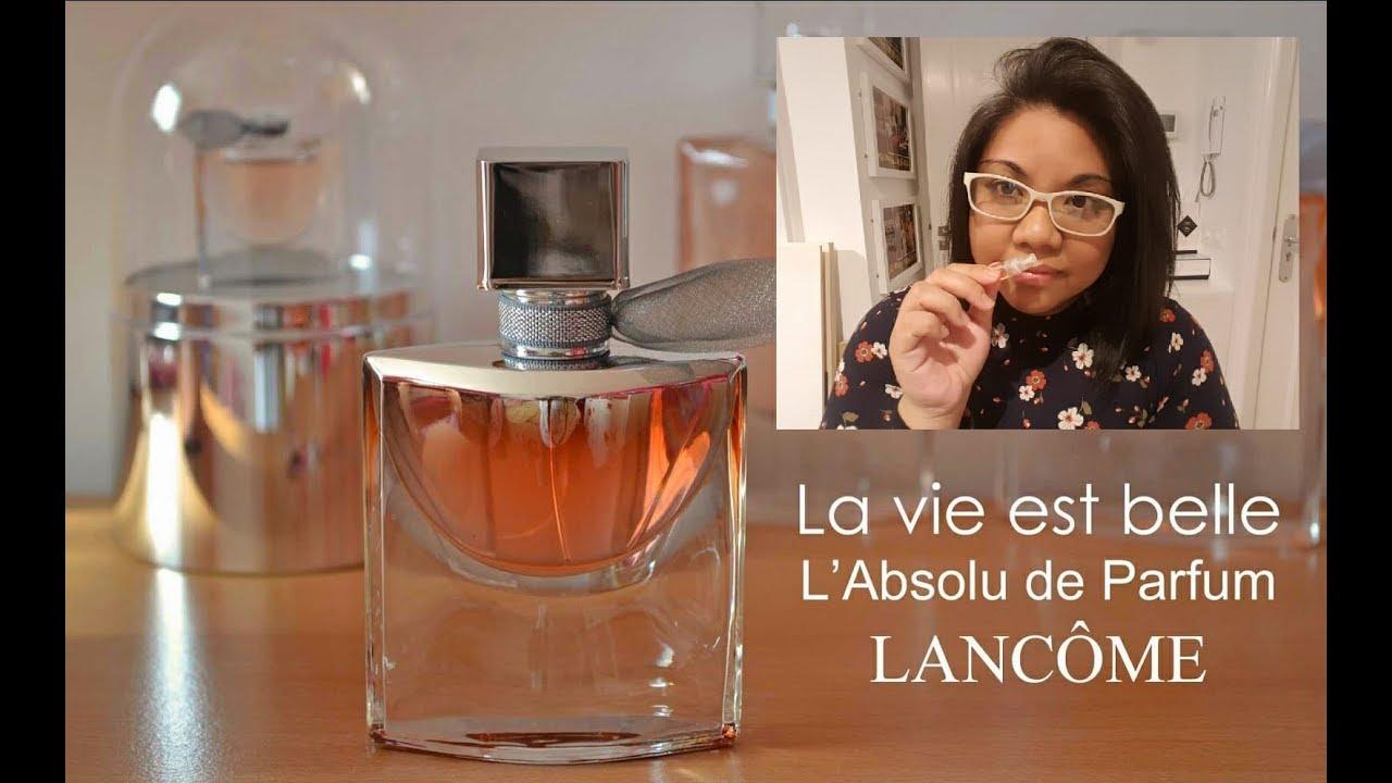Belle Parfum La Vie Review Lancome De Est L'absolu qUzpSGLMjV