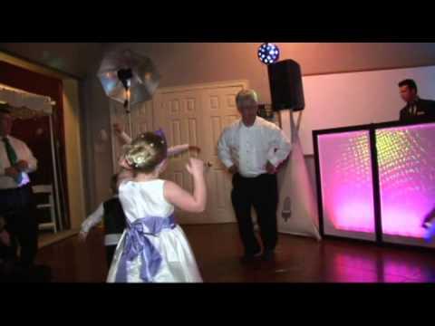 Jonah Williams Gangnam Dance at Brooke & PJ's Wedding Reception 05-11-13