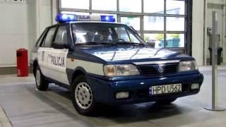 D562 - Polonez - Policja KWP Lublin [Pokaz sygnalizacji Zura PS-100R]