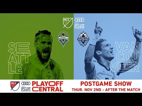 Playoff Central: Conference Semifinal Leg 2 Postgame   LIVE