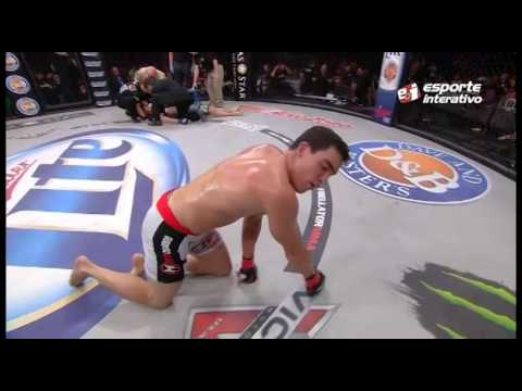 Patricky Pitbull aplica nocaute espetacular em David Rickels no Bellator 113