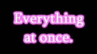 Lenka - Everything at Once + Lyrics