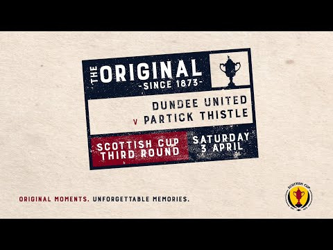 Dundee Utd Partick Thistle Goals And Highlights