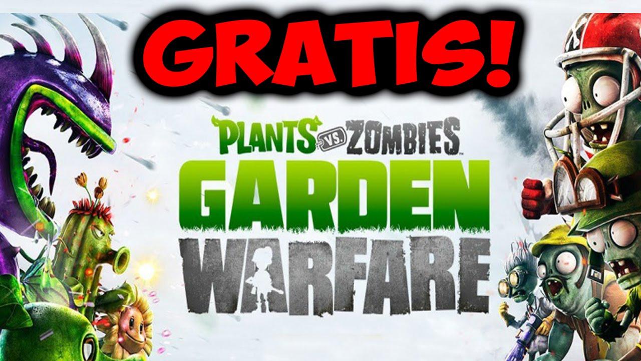 Plantas Vs Zombies Garden Warfare Gratis Ps4 Descargar Plantas Vs