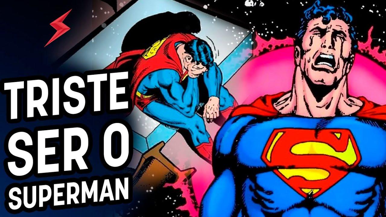 7 Provas do por que é HORRÍVEL ser o SUPERMAN