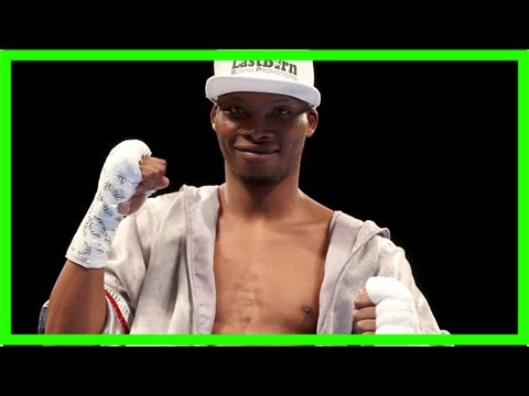 Watch zolani tete make history with the fastest knockout ever in a world title boxing match