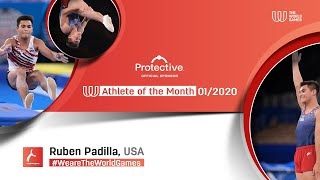 Athlete Of The Month thumbnail