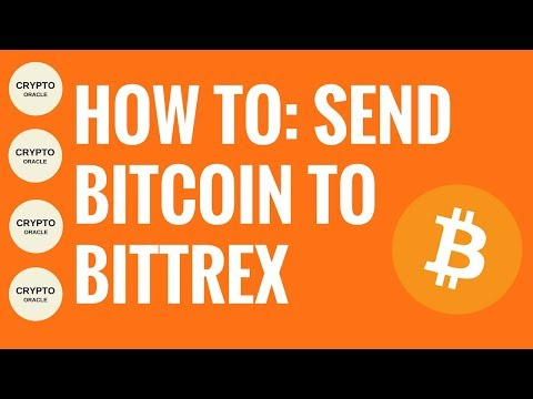 How To Transfer Bitcoin To Bittrex - STEP BY STEP [Noob Friendly] Guide