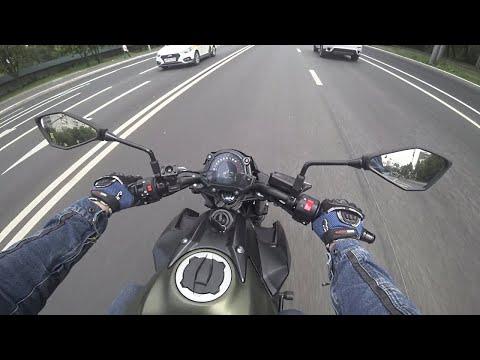 "Kawasaki Z650 обзор. Новый ""ёрш"" - cовсем другой мотоцикл"