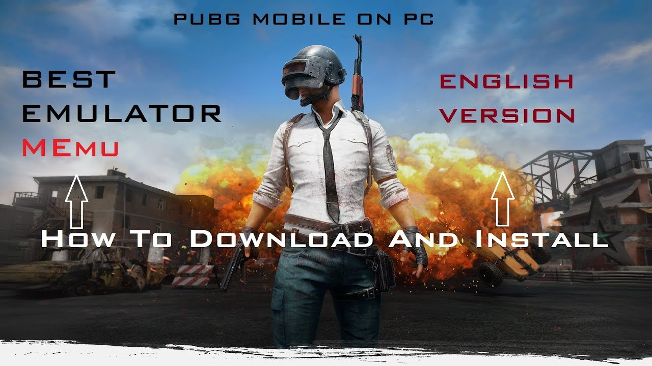 Pubg Mobile English Version: How To Download And Install Pubg Mobile In Pc With Memu