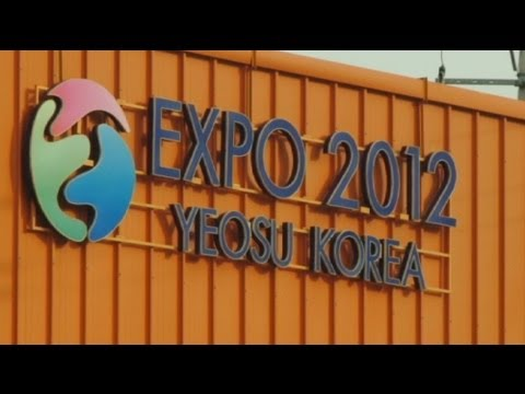 euronews focus - South Korea gears up for World Expo