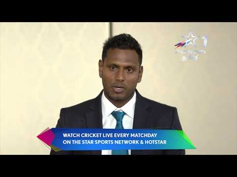 Angelo Mathews hopes for a good show at Champions Trophy 2017