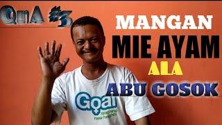Download Video Abu Gosok Jogja QnA #3 MP3 3GP MP4