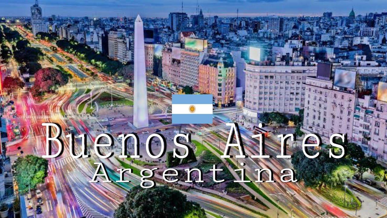 Buenos Aires City , Ibu Kota Argentina ( Republic Of ...