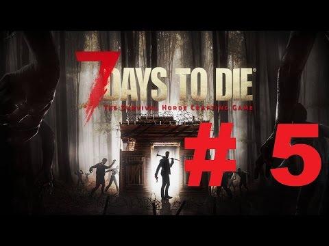 7 days to die - S01E05 - Mit første besøg hos traitor/trader Joels! (danish)